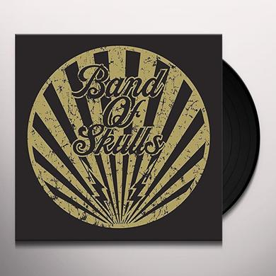 Band Of Skulls BY DEFAULT Vinyl Record - UK Import