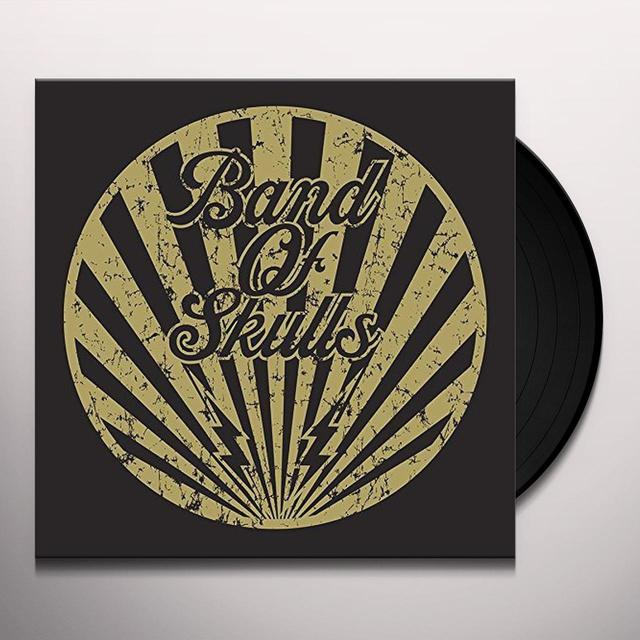 Band Of Skulls BY DEFAULT Vinyl Record