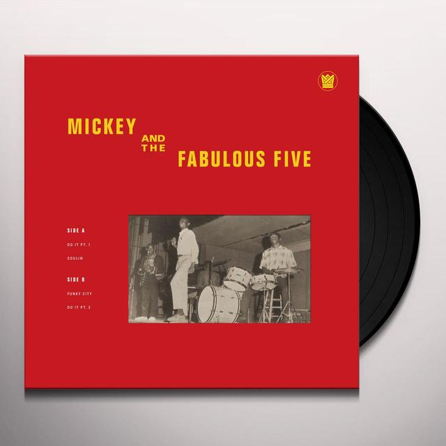 MICKEY & THE FABULOUS Vinyl Record