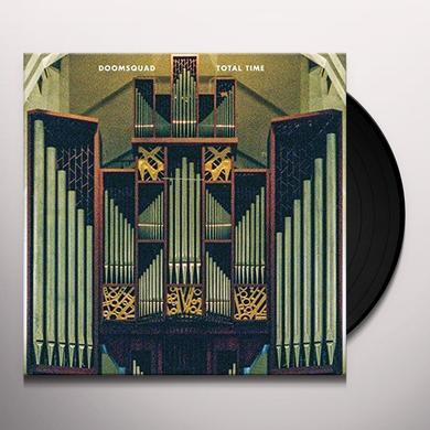 Doomsquad TOTAL TIME Vinyl Record - 180 Gram Pressing, Digital Download Included