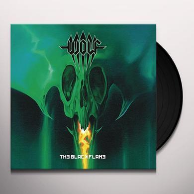 Wolf BLACK FLAME Vinyl Record - Reissue
