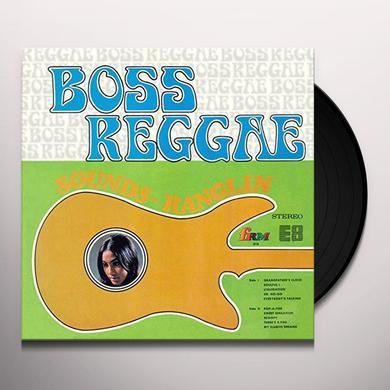 Ernest Ranglin BOSS REGGAE Vinyl Record