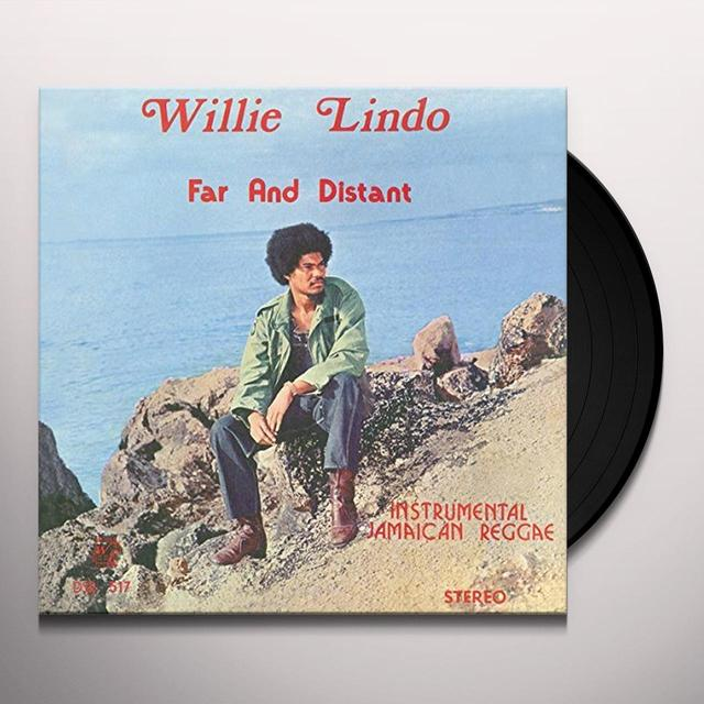 Willie Lindo FAR AND DISTANT Vinyl Record