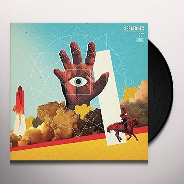 SERATONES GET GONE Vinyl Record