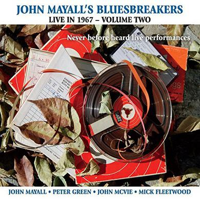John Mayall & The Bluesbreakers LIVE IN 1967 - 2 Vinyl Record