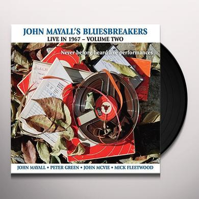 John Mayall's Bluesbreakers LIVE IN 1967 - 2 Vinyl Record