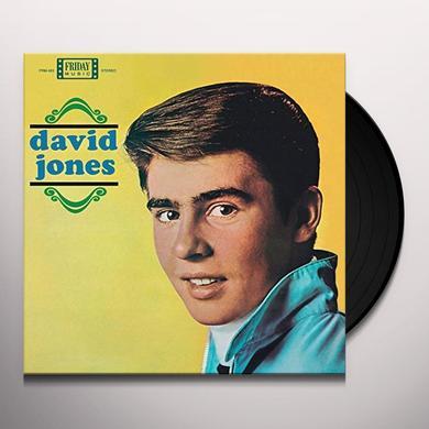 Davy Jones / Monkees DAVID JONES Vinyl Record - Gatefold Sleeve, Limited Edition, 180 Gram Pressing, Anniversary Edition