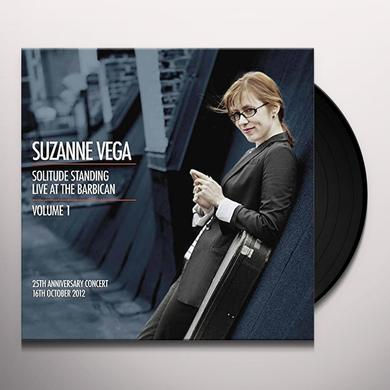 Suzanne Vega LIVE AT THE BARBICAN 1 Vinyl Record