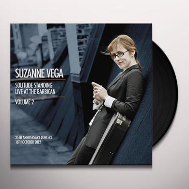 Suzanne Vega LIVE AT THE BARBICAN 2 Vinyl Record