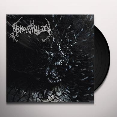 Abnormality MECHANISMS OF OMNISCIENCE Vinyl Record
