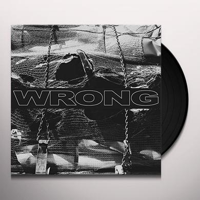 WRONG Vinyl Record