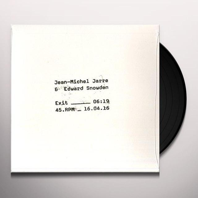 Jean-Michel Jarre EXIT Vinyl Record