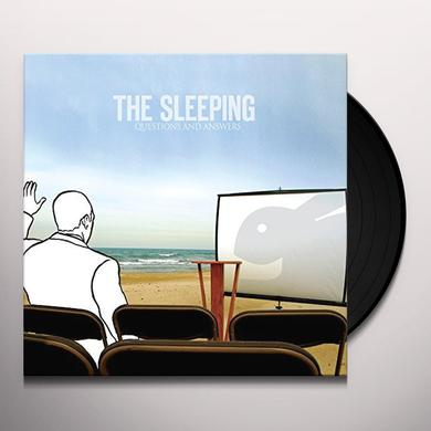 SLEEPING QUESTIONS & ANSWERS Vinyl Record