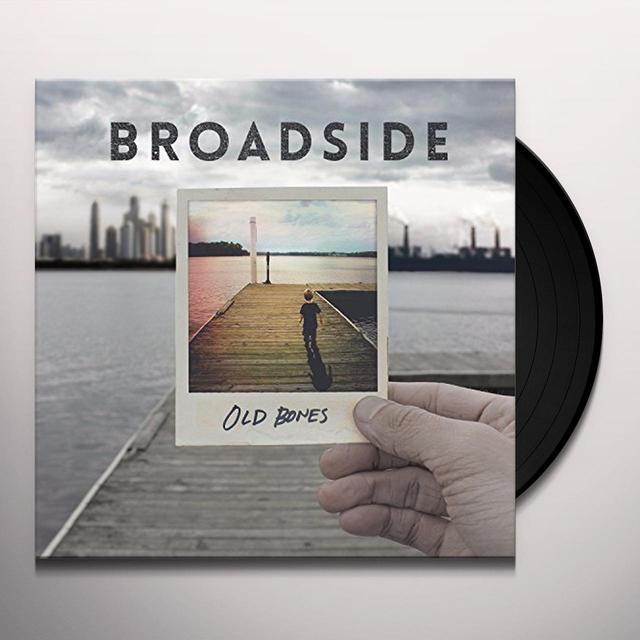 Broadside OLD BONES Vinyl Record
