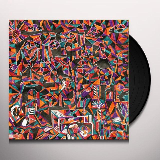 Alex Danilov NOISES Vinyl Record