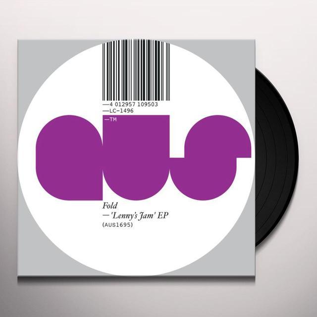 Fold LENNY'S JAM Vinyl Record
