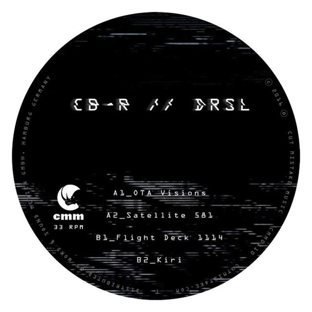 CB-R DRSL Vinyl Record