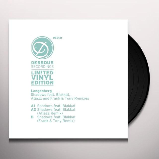 Langenberg SHADOWS Vinyl Record