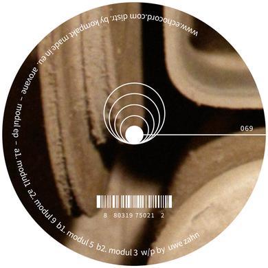 Arovane MODUL Vinyl Record