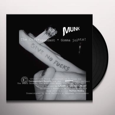 Munk CORRESPONDANT GOMMA JOINTS Vinyl Record