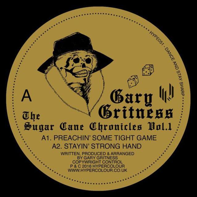 Gary Gritness SUGAR CANE CHRONICLES 1 Vinyl Record