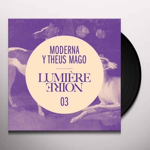 MODERNA Y THEUS MAGO LUMIERE NOIRE 03 Vinyl Record