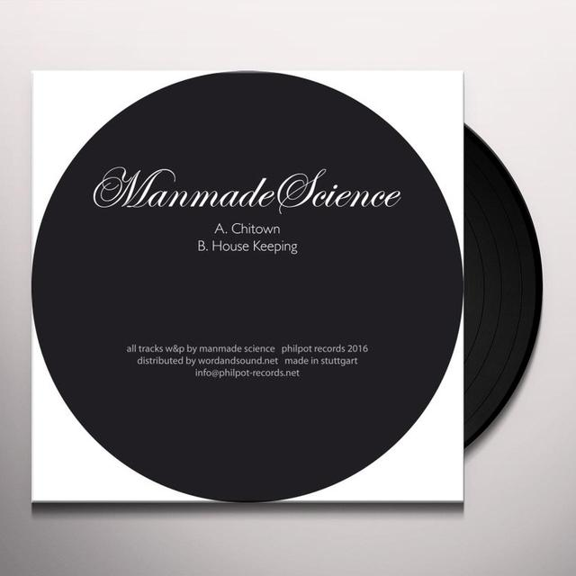 Manmade Science CHITOWN Vinyl Record