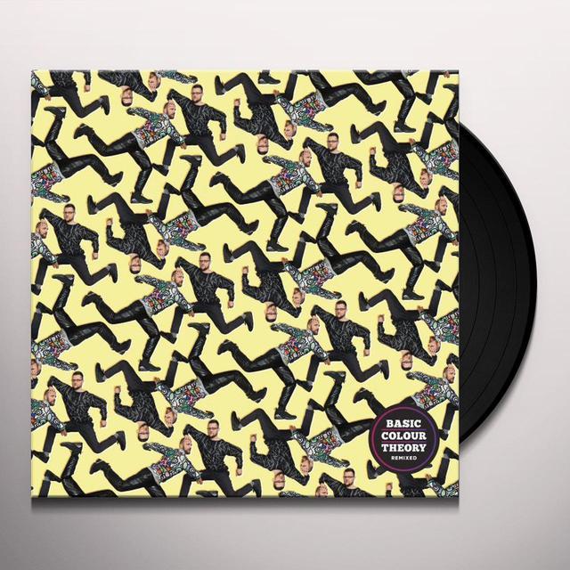 Catz 'N Dogz BASIC COLOUR THEORY REMIXED Vinyl Record