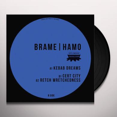 Brame & Hamo KEBAB DREAMS Vinyl Record