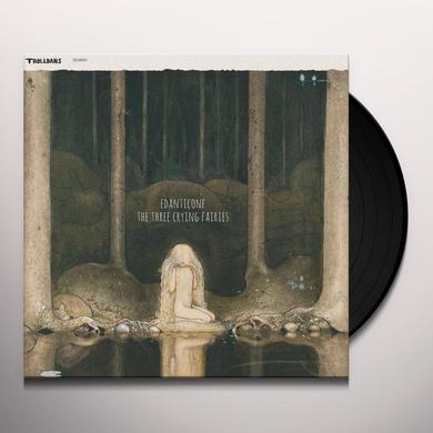 EDANTICONF THREE CRYING FAIRIES Vinyl Record