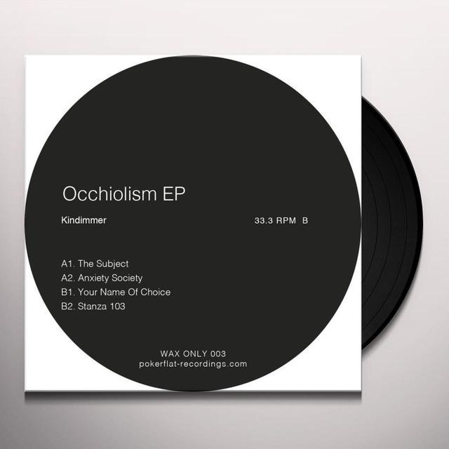 Kindimmer OCCHIOLISM Vinyl Record