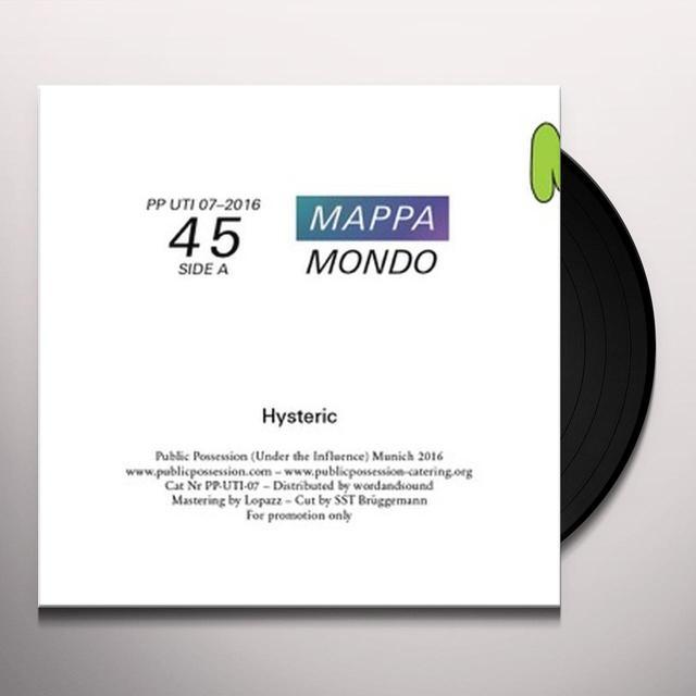 HYSTERIC MAPPAMONDO Vinyl Record