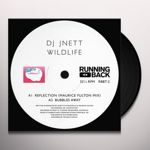 DJ JNETT RITUAL Vinyl Record