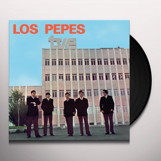 LOS PEPES Vinyl Record