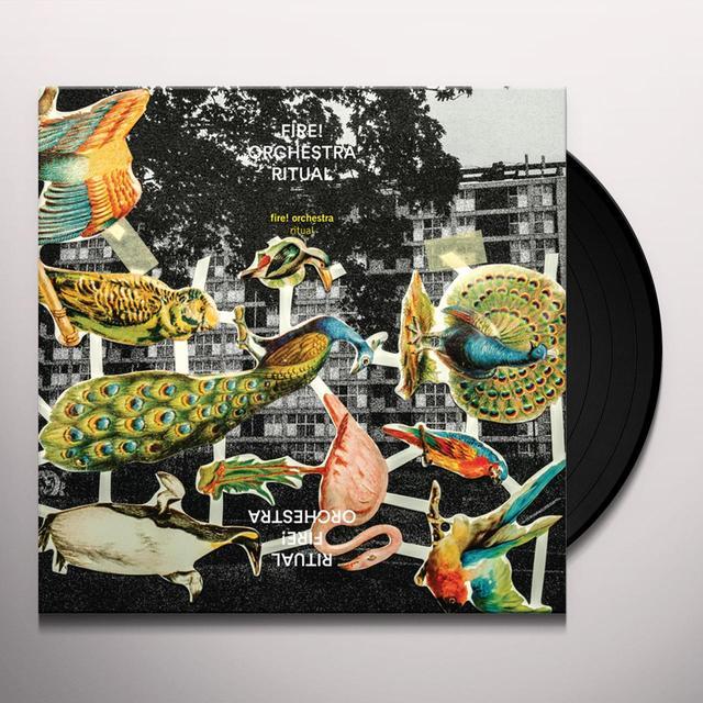 Fire Orchestra RITUAL Vinyl Record - w/CD
