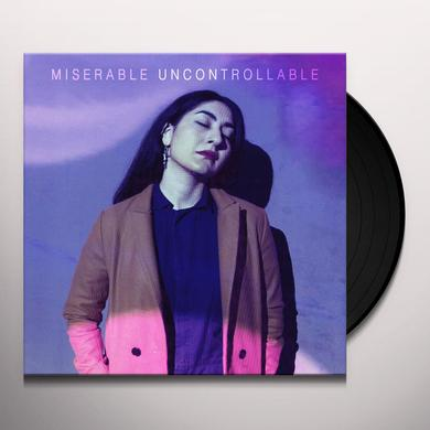 Miserable UNCONTROLLABLE Vinyl Record - Digital Download Included