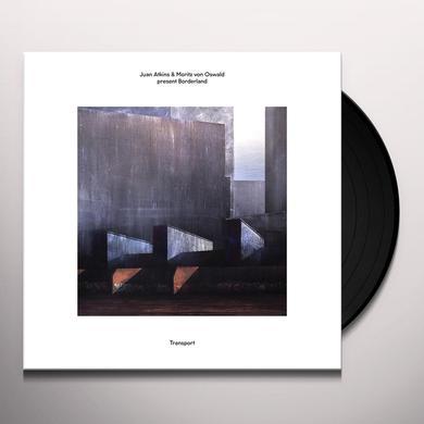 Juan Atkins / Moritz Von Oswald Present Borderland TRANSPORT Vinyl Record