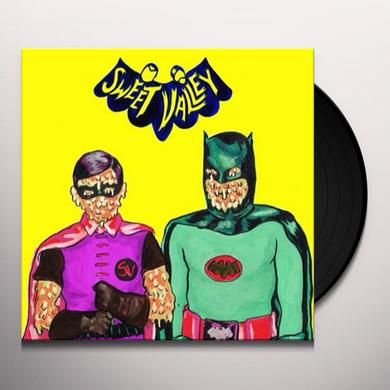 Sweet Valley SO SERENE Vinyl Record