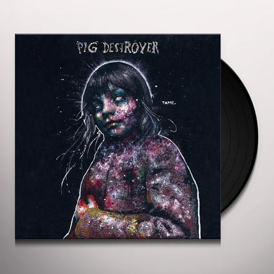 Pig Destroyer PAINTER OF DEAD GIRLS Vinyl Record