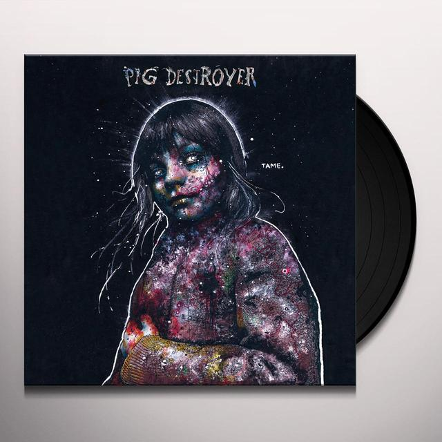 Pig Destroyer PAINTER OF DEAD GIRLS Vinyl Record - Deluxe Edition