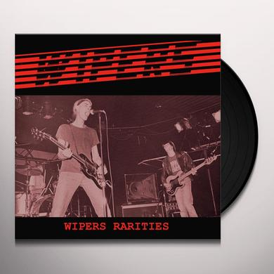 WIPERS RARITIES Vinyl Record