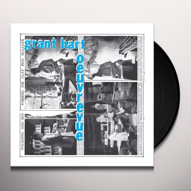 Grant Hart OEUVREVUE Vinyl Record