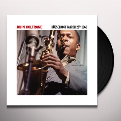 John Coltrane DUSSELDORF MARCH 28TH 1960 Vinyl Record