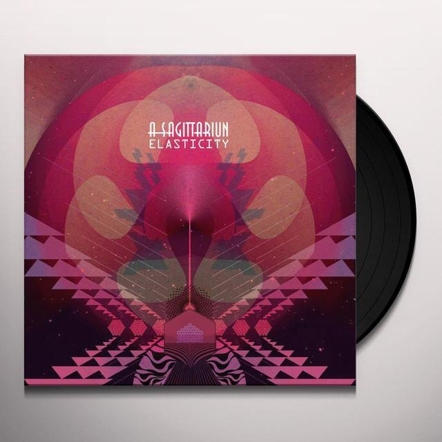 Sagittariun ELASTICITY Vinyl Record