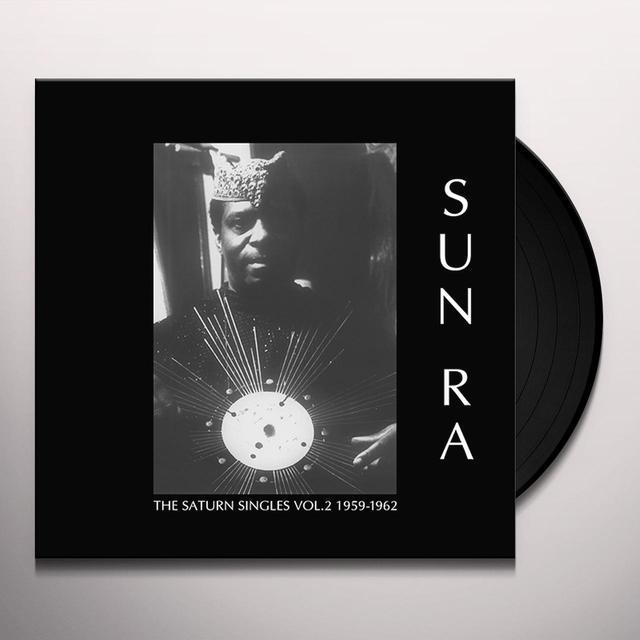 SATURN SINGLES 2 1959-1962 Vinyl Record