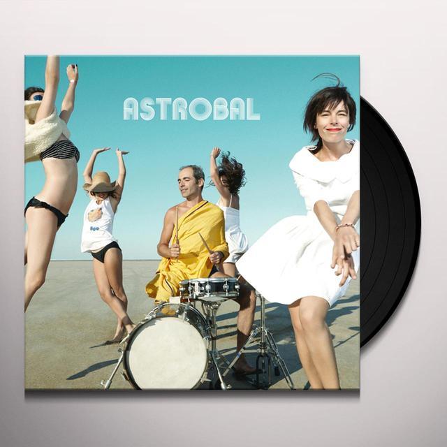 Astrobal AUSTRALASIE Vinyl Record