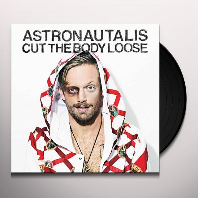 Astronautalis CUT THE BODY LOOSE Vinyl Record - Gatefold Sleeve