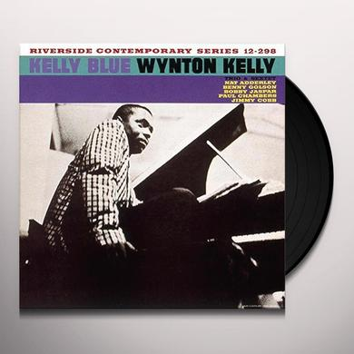 Wynton Kelly KELLY BLUE Vinyl Record