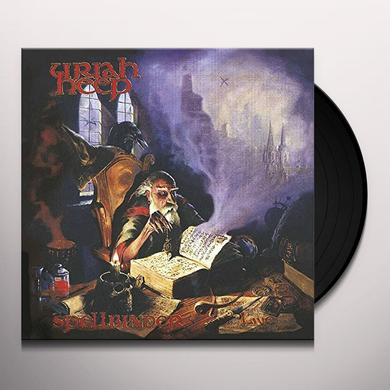 Uriah Heep SPELLBINDER Vinyl Record