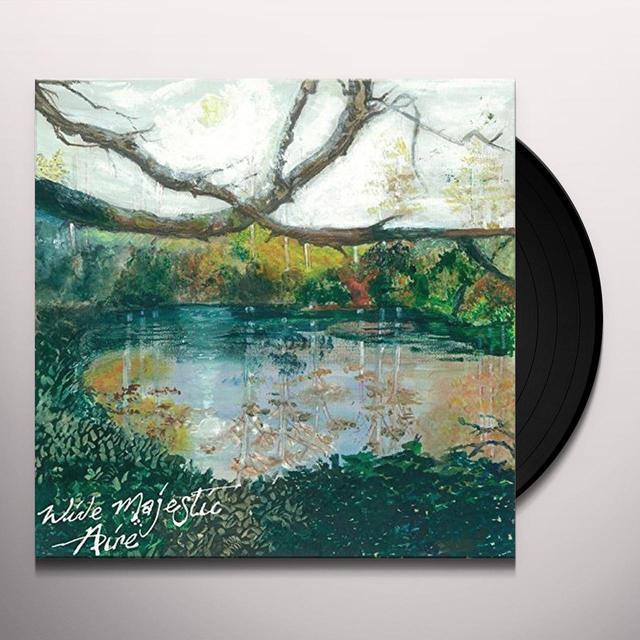 Trembling Bells WIDE MAJESTIC AIRE Vinyl Record